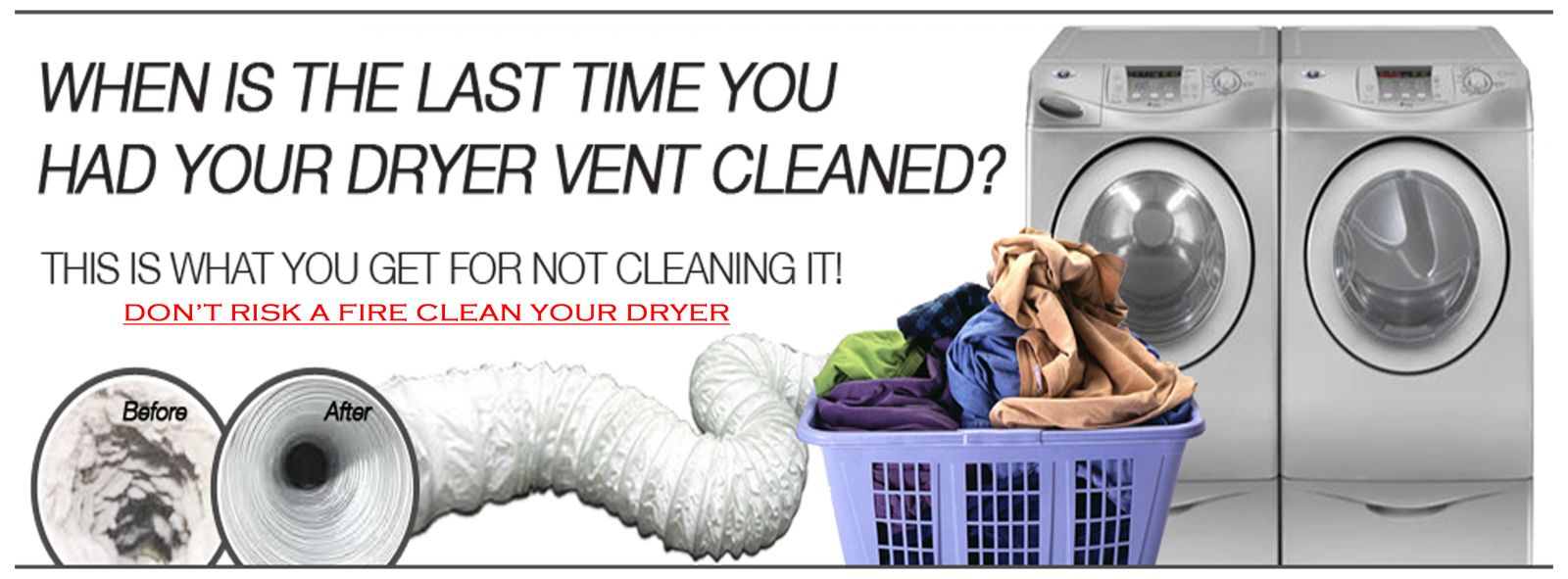 Dryer Vent Cleaning in Beavercreek OH